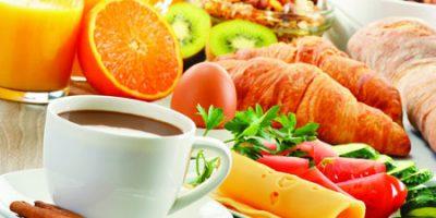 Formule petit déjeuner matin plaisir – 8 personnes
