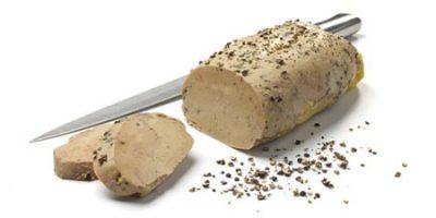 Foie gras de canard mariné au vin muscat (400 g)