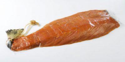 Saumon de Norvège fumé maison (300 g)